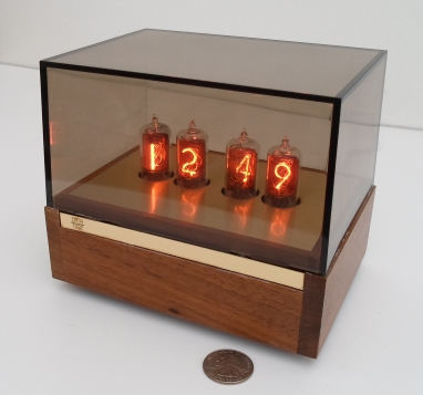Data Time Venus Nixie Clock