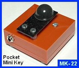 Mini Telegraph Key MK-22