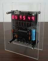 Optoelectronics clock kit