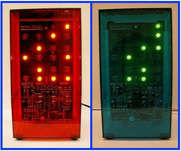 LED Binary Clock
