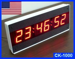 Digital Wall Clock CK-1000