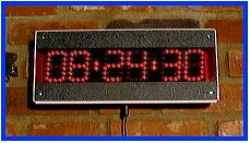 CK-1000K Large Digital Clock Kit