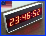 CK-1000 LED Large Digital Wall Clock