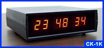 CK-1K digital clock kit