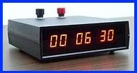digital count up timer