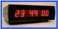 CK-1 LED Digital Clock Kit