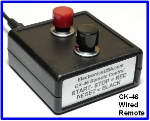 Photo of CK-46 Stopwatch Timer remote control