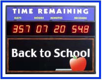 digital clocks timers countdown clock timer stopwatches more