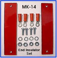 MK-14 End Insulator Set Photo
