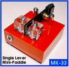 Single Lever Paddle MK-33