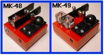 mini telegraph Morse keys