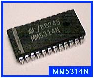 digital clock chip