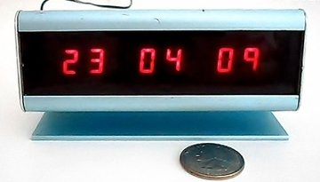 ramsey electronics digital clock